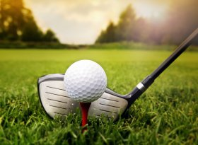 Find self-catering accommodation for golf events
