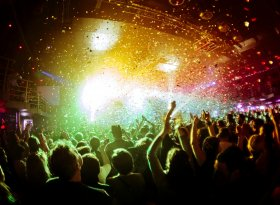 Find self-catering accommodation for music events