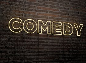Find self-catering accommodation for comedy events