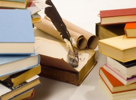 Find self-catering accommodation for literature events