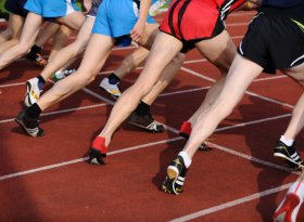 Find self-catering accommodation for athletics
