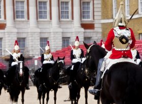 Find self-catering accommodation for royal celebrations