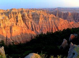 Find self-catering accommodation for national parks