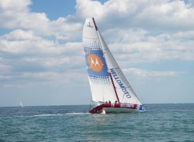 Find self-catering accommodation for boating events