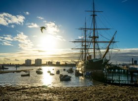 Find self-catering accommodation for Portsmouth