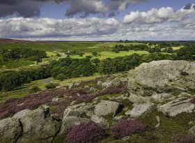 Find self-catering accommodation for North York Moors