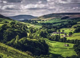 Find self-catering accommodation for Yorkshire Dales