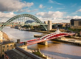 Find self-catering accommodation for Newcastle