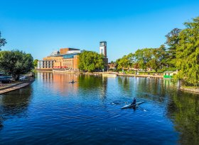 Find self-catering accommodation for Stratford-upon-avon