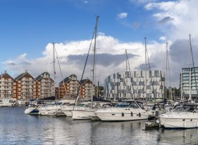 Find self-catering accommodation for Ipswich