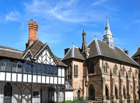 Find self-catering accommodation for Coventry