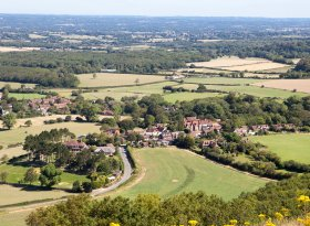Find self-catering accommodation for East Sussex