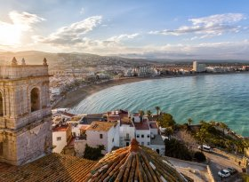 Find self-catering accommodation for Spain