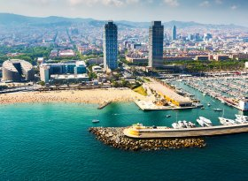 Find self-catering accommodation for Barcelona