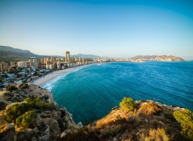 Find self-catering accommodation for Benidorm