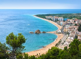Find self-catering accommodation for Costa Brava
