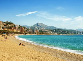 Find self-catering accommodation for Malaga