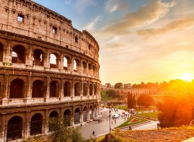 Find self-catering accommodation for Rome