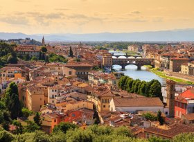 Find self-catering accommodation for Florence