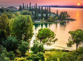 Find self-catering accommodation for Lake Garda