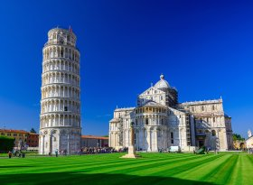 Find self-catering accommodation for Pisa