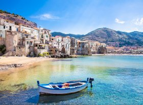 Find self-catering accommodation for Sicily