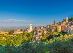 Find self-catering accommodation for Umbria