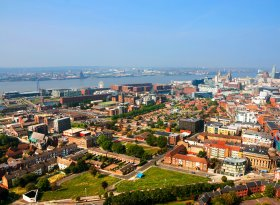 Find self-catering accommodation for Liverpool