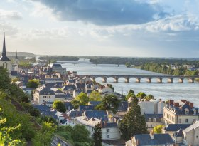 Find self-catering accommodation for Loire Valley