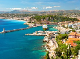 Find self-catering accommodation for Nice