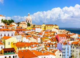 Find self-catering accommodation for Lisbon