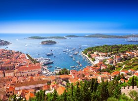 Find self-catering accommodation for Hvar Island