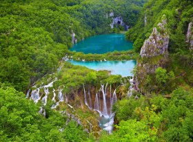 Find self-catering accommodation for Plitvice Lakes