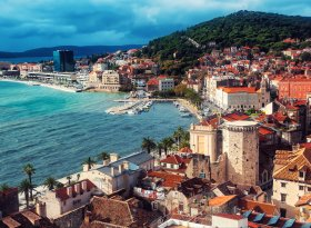 Find self-catering accommodation for Split