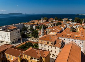 Find self-catering accommodation for Zadar