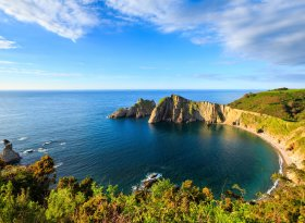 Find self-catering accommodation for Asturias