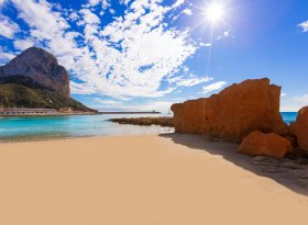 Find self-catering accommodation for Calpe