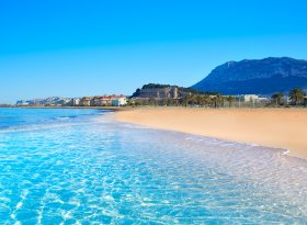 Find self-catering accommodation for Javea
