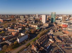 Find self-catering accommodation for Birmingham