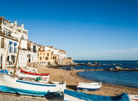 Find self-catering accommodation for Calella De Palafrugell