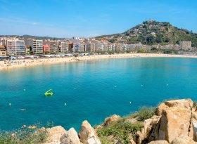 Find self-catering accommodation for Blanes