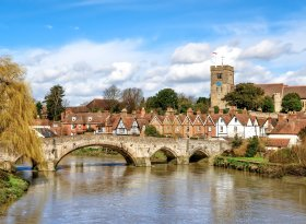 Find self-catering accommodation for Kent