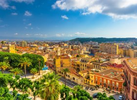 Find self-catering accommodation for Cagliari