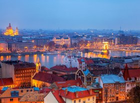 Find self-catering accommodation for Hungary