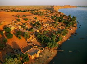 Find self-catering accommodation for Niger