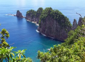 Find self-catering accommodation for American Samoa