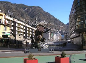 Find self-catering accommodation for Andorra