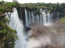 Find self-catering accommodation for Angola