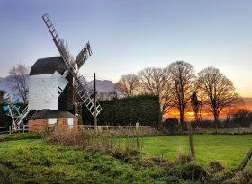 Find self-catering accommodation for Hertfordshire