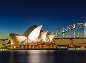 Find self-catering accommodation for Australia